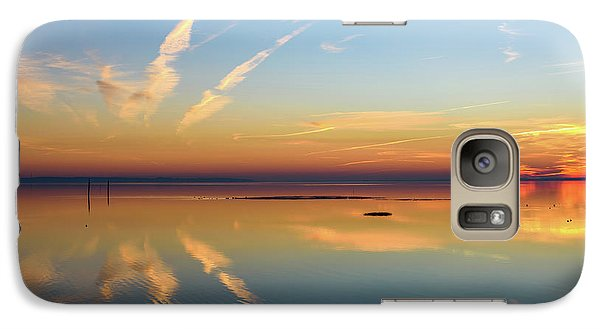 Galaxy Case featuring the photograph Or'dinaire by Thierry Bouriat