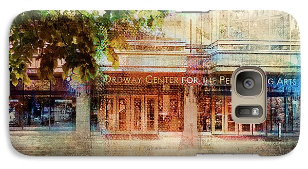 Galaxy Case featuring the photograph Ordway Center by Susan Stone