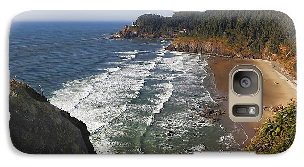 Oregon Coast No 1 Galaxy S7 Case