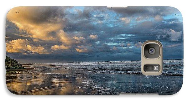 Oregon Coast Reflections Galaxy S7 Case