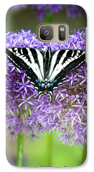 Galaxy Case featuring the photograph Oregon Swallowtail by Bonnie Bruno