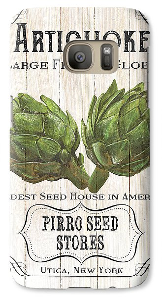 Organic Seed Packets 1 Galaxy S7 Case