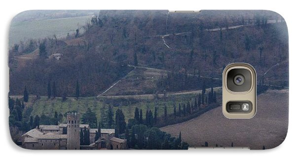 Galaxy Case featuring the photograph Orveito Italy by Marna Edwards Flavell