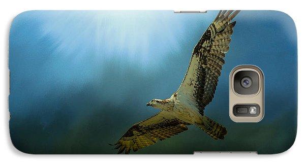 Osprey In The Evening Light Galaxy S7 Case