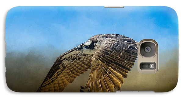 Osprey Over Pickwick Galaxy S7 Case