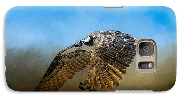 Osprey Over Pickwick Galaxy S7 Case by Jai Johnson