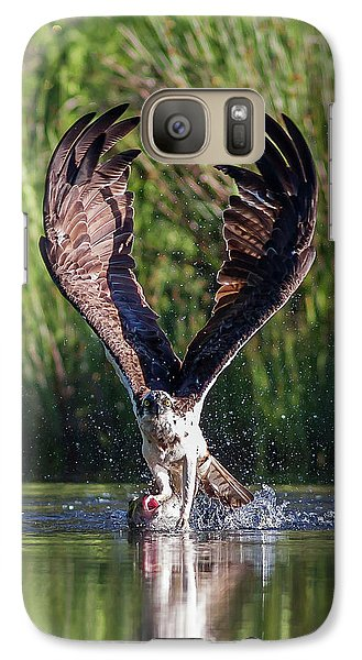 Osprey Galaxy S7 Case - Osprey - Strike by Pat Speirs