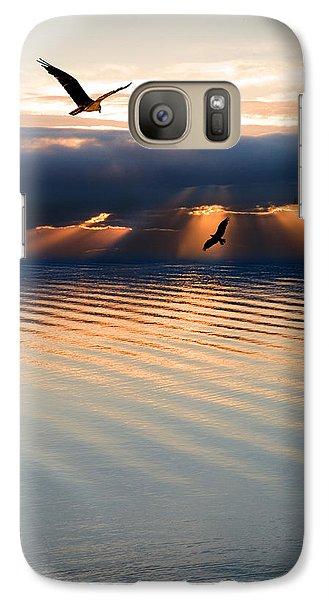 Ospreys Galaxy S7 Case