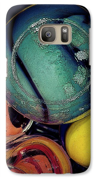 Galaxy Case featuring the photograph Other Worlds I by Shelly Stallings