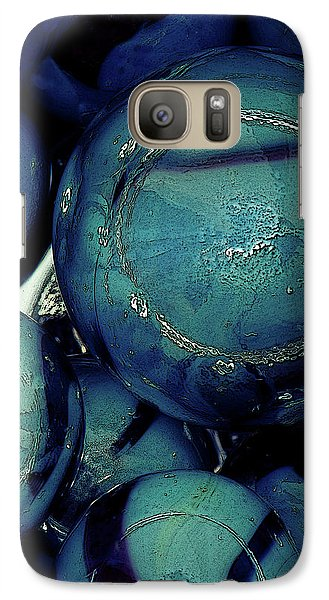 Galaxy Case featuring the photograph Other Worlds Iv by Shelly Stallings