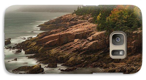 Otter Cliffs Galaxy S7 Case