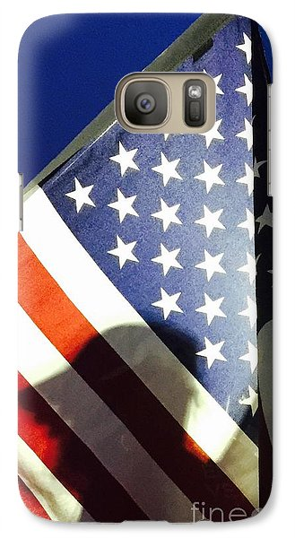 Galaxy Case featuring the photograph Our Fallen - No. 2015 by Joe Finney