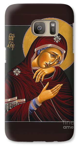 Our Lady Of Sorrows 028 Galaxy S7 Case