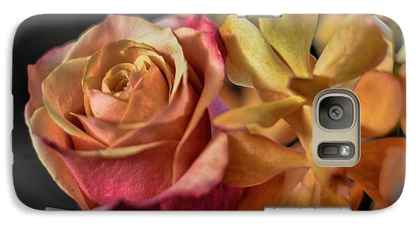 Galaxy Case featuring the photograph Our Passion by Diana Mary Sharpton