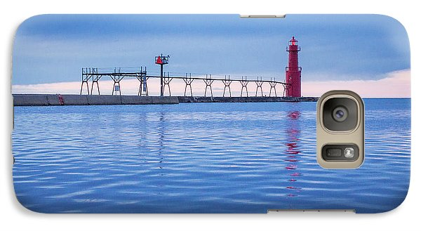 Galaxy S7 Case featuring the photograph Out Of The Blue by Bill Pevlor