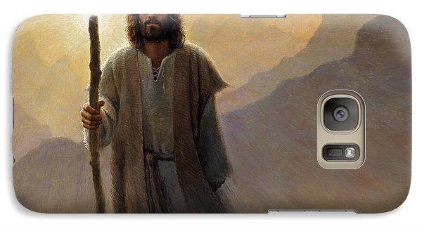 Religion Galaxy S7 Case - Out Of The Wilderness by Greg Olsen