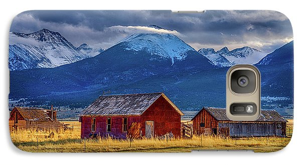 Galaxy Case featuring the photograph Outliers by Eric Glaser