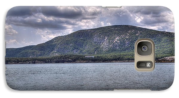 Galaxy Case featuring the photograph Overlook - Northern Maine by Gary Smith