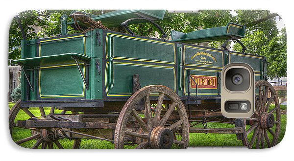 Galaxy Case featuring the photograph Owensboro Wagon by Wendell Thompson