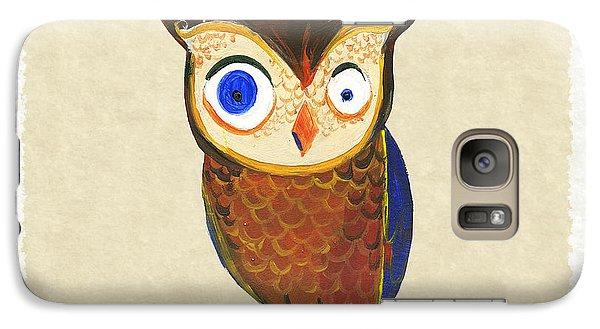 Owl Galaxy S7 Case