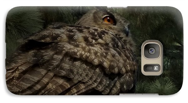 Owl Galaxy S7 Case