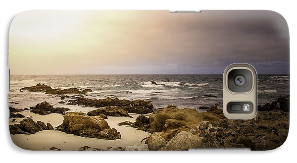 Galaxy Case featuring the photograph Pacific Coastline by Ryan Photography