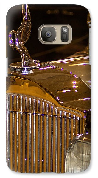 Galaxy Case featuring the photograph Packard by Dick Botkin