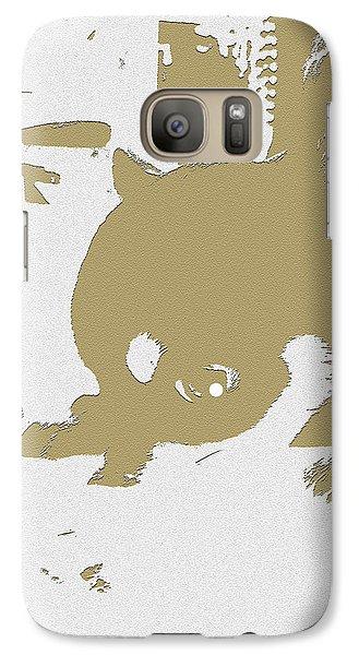 Cutie Galaxy S7 Case by Roro Rop