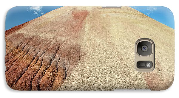 Galaxy Case featuring the photograph Painted Mound by Greg Nyquist