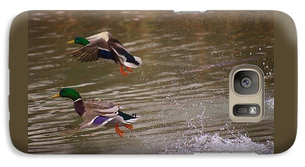 Pair Of Ducks Galaxy S7 Case