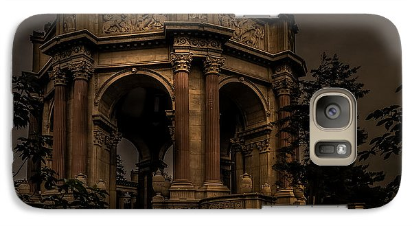 Galaxy Case featuring the photograph Palace Of Fine Arts - San Francisco by Ryan Photography
