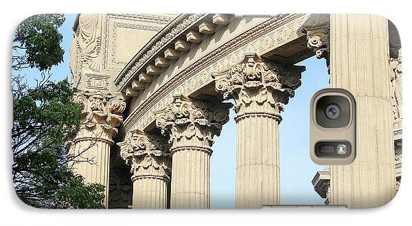 Palace Of Fine Arts Galaxy S7 Case
