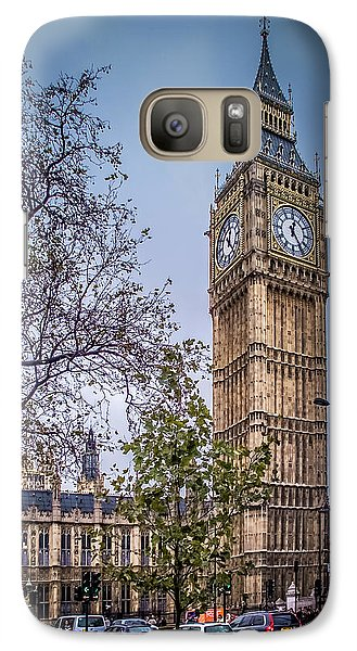 Palace Of Westminster London Galaxy S7 Case