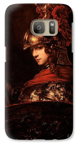 Pallas Athena  Galaxy Case by Rembrandt
