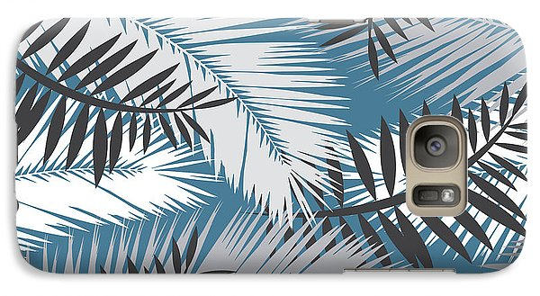 Flowers Galaxy S7 Case - Palm Trees 10 by Mark Ashkenazi