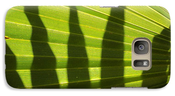 Galaxy Case featuring the photograph Palmetto 4 by Renate Nadi Wesley