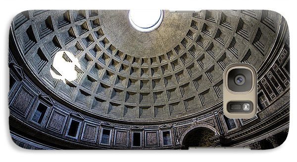 Galaxy Case featuring the photograph Pantheon by Nicklas Gustafsson