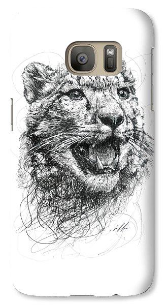 Leopard Galaxy S7 Case