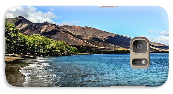 Galaxy Case featuring the photograph Paradise by Joann Copeland-Paul