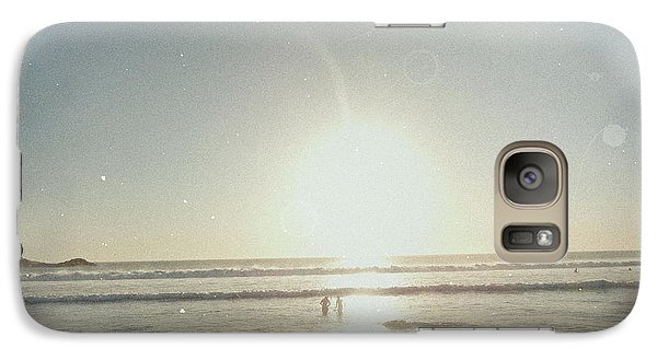 Galaxy Case featuring the photograph Paradise Old Pieces by Beto Machado