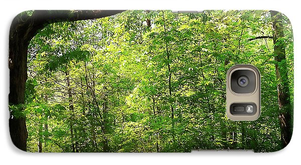 Paris Mountain State Park South Carolina Galaxy S7 Case