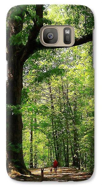 Paris Mountain State Park South Carolina Galaxy S7 Case