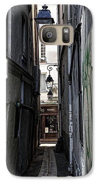 Galaxy Case featuring the photograph Paris Passage by Elena Nosyreva