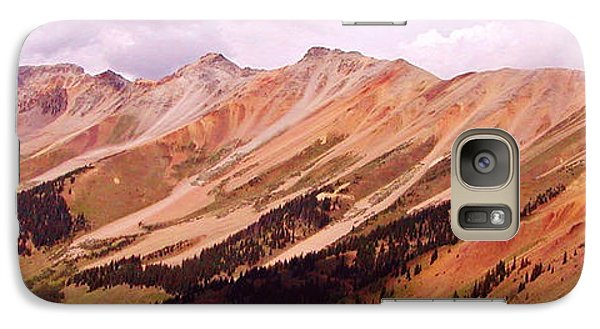 Galaxy Case featuring the photograph Part Of The San Juan Mountains Colorado by Roena King