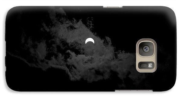 Partial Eclipse Galaxy S7 Case