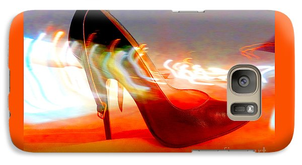 Galaxy Case featuring the photograph Passion For Heels by Don Pedro De Gracia