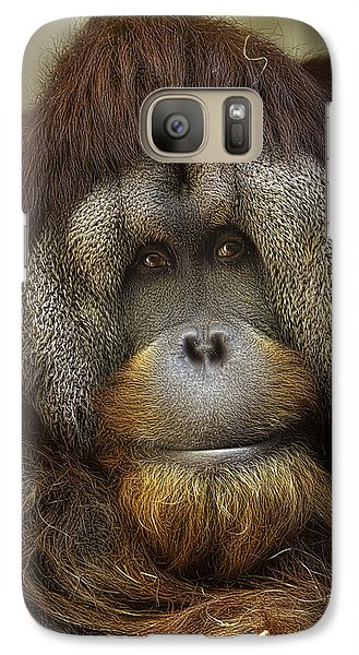 Galaxy Case featuring the photograph Passive by Cheri McEachin
