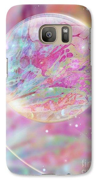 Pastel Dream Sphere Galaxy S7 Case