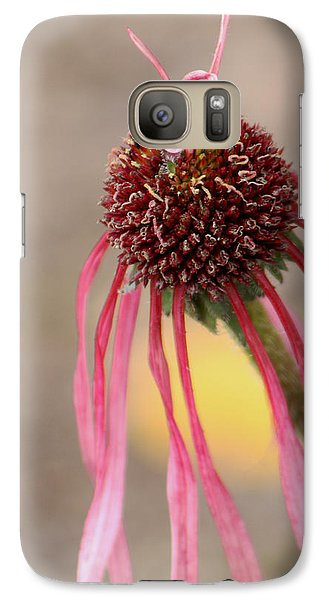 Galaxy Case featuring the photograph Pastel Perfection by Deborah  Crew-Johnson