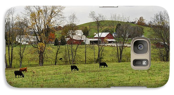Galaxy Case featuring the photograph Pastoral by Larry Ricker
